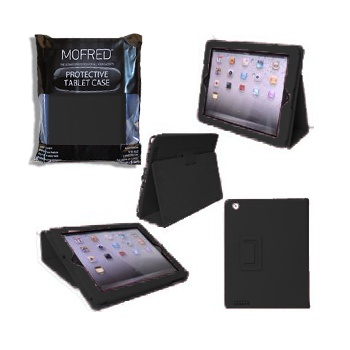 Mofred® iPad 2 / iPad 3 / New iPad 4 with Retina Display + iPad Screen Protector Film + Stylus Pen