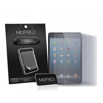 Mofred® iPad Mini / iPad Mini 2 / iPad Mini 3 (6 in a pack) Screen Protector Pack