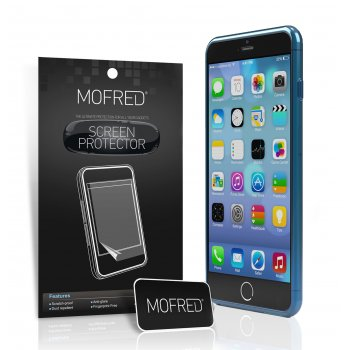 "Mofred® iPhone 6 - (5.5"" Screen Display) 6 Screen Protectors"