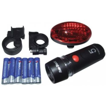 Mofred® LED Bicycle Mountain Bike Cycle Light Lights Front and Rear Back