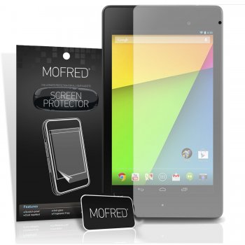 Mofred® Nexus 7 2nd Gen 2013 Tablet (6 in a pack) Screen Protector Pack