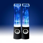 Original Bright-Jets USB Dancing Colour Water Speakers
