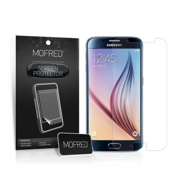 Mofred® Samsung Galaxy S6 Edge - 12 Screen Protector Pack