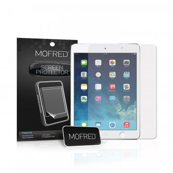 Mofred® Screen Protector for Apple iPad Air 2 (Launched 2014-2015)