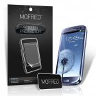 Mofred® Screen Protector Value Pack For Samsung Galaxy S3 III i9300